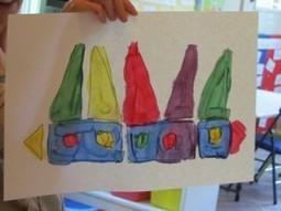 Building block blueprints @teachpreschool | Learn through Play - pre-K | Scoop.it