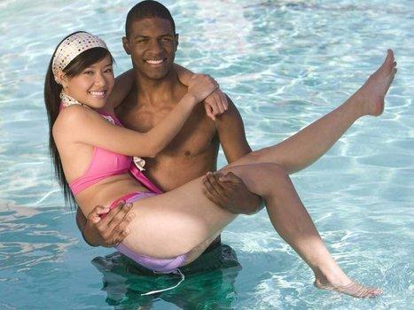 Best interracial pornstars