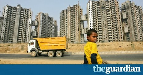 Gurgaon: what life is like in the Indian city built by private companies | Guardian | The Programmable City | Scoop.it