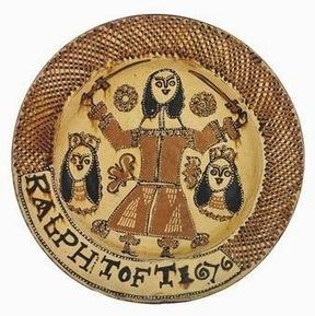 My Antique World: Antique English slipware | Antique world | Scoop.it