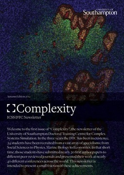Institute for Complex System Simulation | Sistemas Complejos en Institutos | Scoop.it