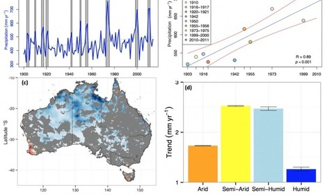 Australia's 'great green boom' of 2010-11 has been undone by drought | Climate Chaos News | Scoop.it