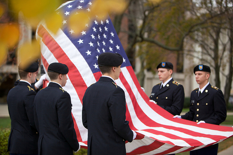 Syracuse University's relationship with veterans, explained | Veterans Affairs and Veterans News from HadIt.com | Scoop.it