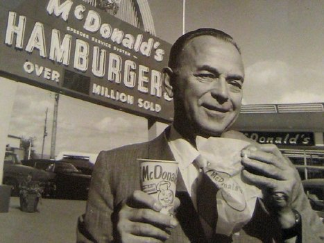 "Fenomenologia di un founder spietato. La vera storia di Ray Kroc, il ""papà"" di McDonald's 