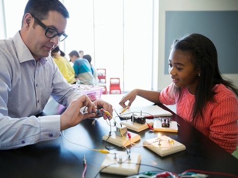 Middle School Maker Journey: Review, Rethink, and Retool | Edu Technology | Scoop.it
