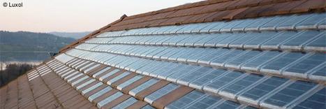 Un kit avec tuiles photovoltaïques pour les maisons individuelles – ETI Construction | Conseil construction de maison | Scoop.it