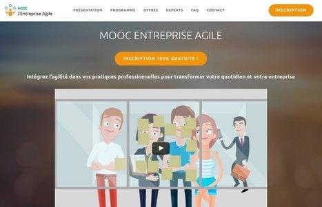 Gestion de projet agile : un mooc dédié à l'agilité à suivre dès le 14 novembre 2016 | La gestion de projet au quotidien | Scoop.it