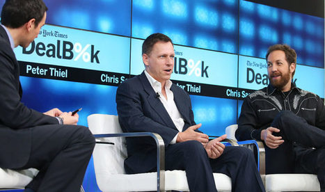 Peter Thiel's influence gives space privatization a boost to NASA | New Space | Scoop.it