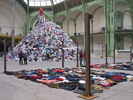 "Christian Boltanski: ""People"" | Art Installations, Sculpture, Contemporary Art | Scoop.it"
