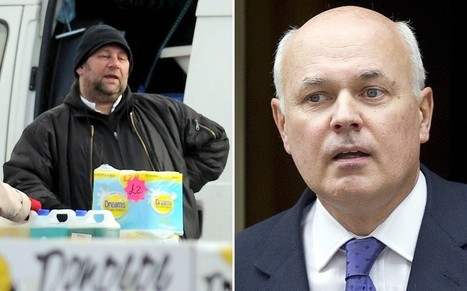 Tory MP complains to the BBC about market trader who challenged IDS on benefits - Telegraph | welfare cuts | Scoop.it