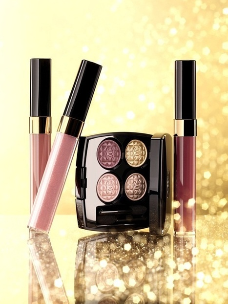 {beauty} Chanel Eclats du Soir Holiday Makeup Collection | Shalini's World | Scoop.it