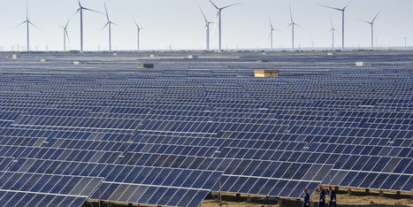 China Makes Major Investment In Renewable Power | The EcoPlum Daily | Scoop.it