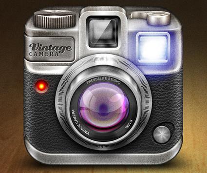 Vintage Camera Pro sur iPhone, gratuit pour un temps limité... | Au fil du Web | Scoop.it