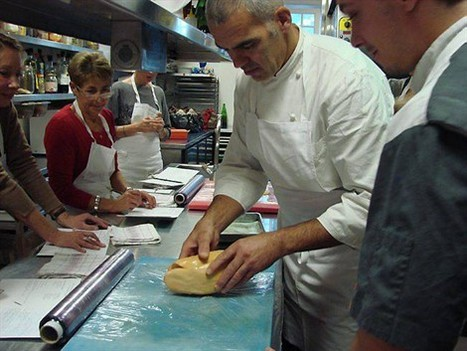« Secrets de chefs » pour le réveillon au Ti-al-Lannec , Trébeurden 18/11/2011 - ouest-france.fr | Accord Mets-Vins avec les vins de Loire | Scoop.it