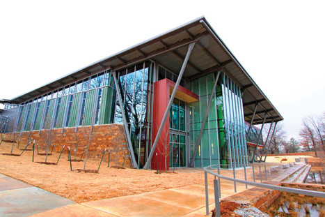 New Central Arkansas Children's Library Designed To Encourage Experiential Learning | SocialLibrary | Scoop.it