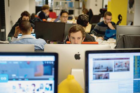 «C'est la passion qui met un entrepreneur en mouvement» | Le sens au travail et dans les organisations | Scoop.it