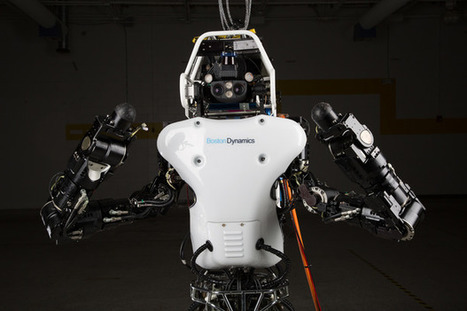 Alphabet may ditch Boston Dynamics and its robot dreams | Internet of Things - Company and Research Focus | Scoop.it