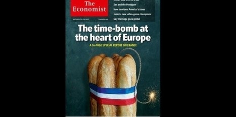 """The Economist"" traite la France de ""bombe à retardement"" 
