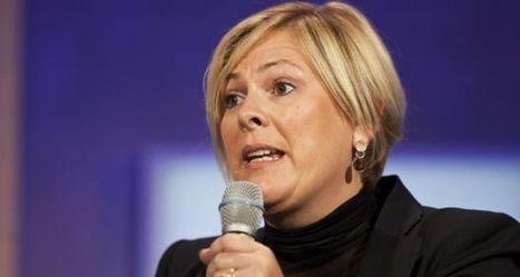 Icelandic 'Sister' who believes in the power of women in finance | Feminomics - gender balanced leadership | Scoop.it