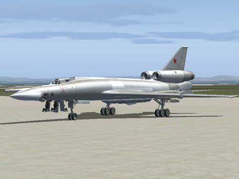 FSX - Tu-22 Blinder E Multi Livery Package | Mi
