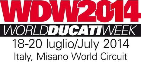Warming up for World Ducati Week 2014 | Ducati news | Scoop.it