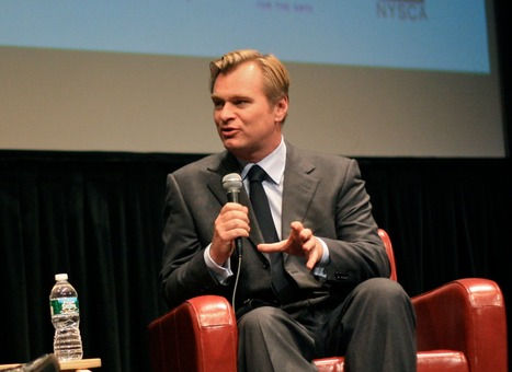Christopher Nolan Spends the 'Knight' At Lincoln Center: 5 Things Learned About Batman and Beyond | Filmmaker Dailies | Scoop.it
