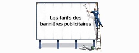 Les tarifs des bannières publicitaires au 2e trimestre 2013 | Going social | Scoop.it