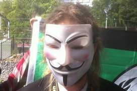 Anonymous protestors take to the streets - Brisbane Times | Anonymous' MillionMaskMarch | Scoop.it