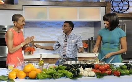 Let's Move Anniversary News: Recipe Partnership Makes It Easy for Families to Eat Healthier at Home | The White House | Pinterest | Scoop.it