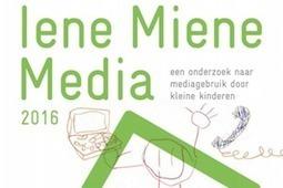 Onderzoek Iene Miene Media: Helft jonge ouders wil 'Schijf van Vijf' voor mediaopvoeding   ICT kleuterklas   Scoop.it