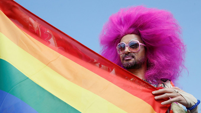 Kiev Celebrates LGBT Pride in the Face of Hate and War (Photos)