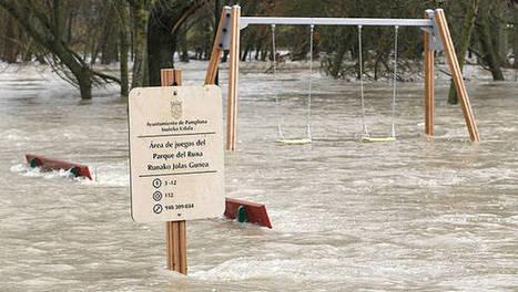 Pamplona aguanta sin graves daños las fuertes precipitaciones | Ordenación del Territorio | Scoop.it