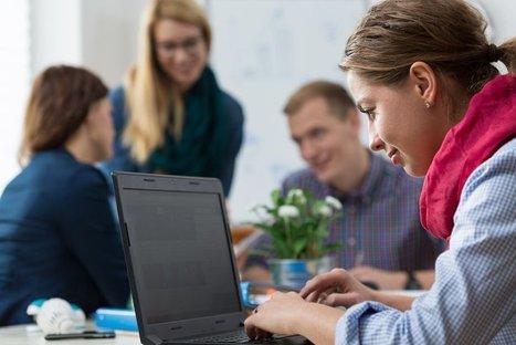 Bien-être au travail : open space, zone d'intimité et télétravail | Teletravail et coworking | Scoop.it