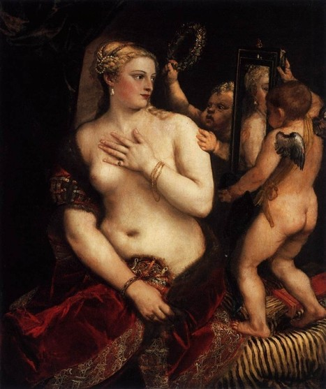 Life and Paintings of Titian (1488 - 1576) - Make your ideas Art | About Art & Creativity | Scoop.it