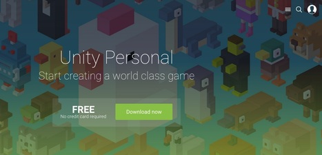 Unity - Unity Personal | Communicate...and how! | Scoop.it