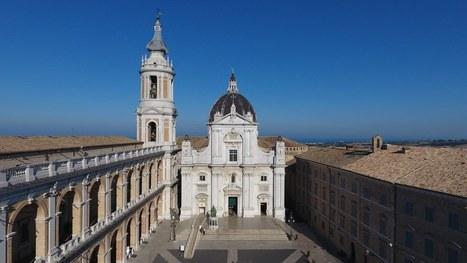 Loreto e il Santuario della Santa Casa con il drone | Le Marche un'altra Italia | Scoop.it