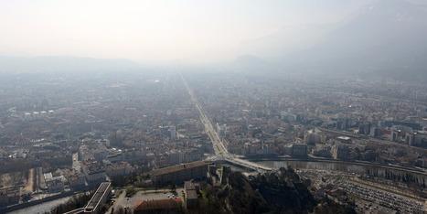 Pollution à Grenoble : les voitures immatriculées avant 1997 interdites à la circulation mardi | Planete DDurable | Scoop.it