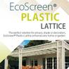 Plastic Lattice