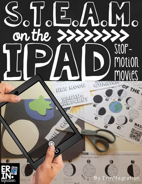STEAM / STEM on the iPad with the free app Stop Motion | Technology Erintegration | Innovation and Creative Thinking (through art) | Scoop.it