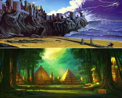 Five Legendary Lost Cities that have Never Been Found | Soceity & Culture | Scoop.it