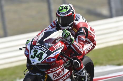 Ducati Superbike Team - Misano | Superpole! | Ductalk Ducati News | Scoop.it