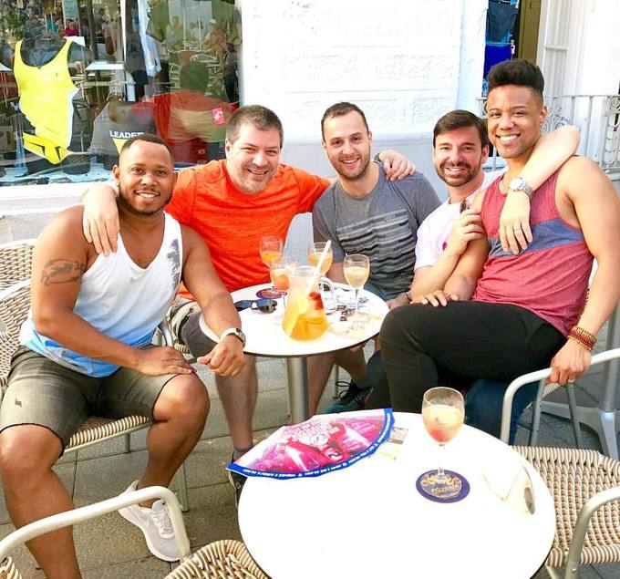 Post WorldPride2017 Rest & Relaxation in Sitges
