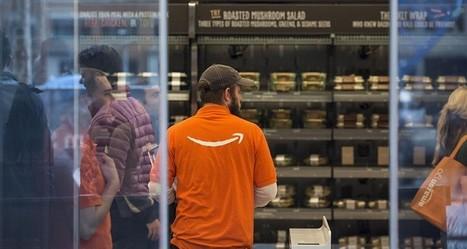 d923e1b63166d1 La distribution américaine imagine des magasins sans caisse   Le magasin  est mort, vive le