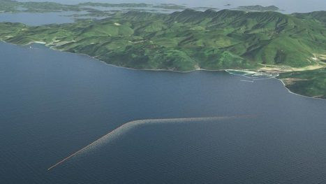 La fameuse invention qui peut nettoyer les océans en quelques années sera finalement mise en place, en 2016. Tout simplement génial ! | Little brooks make great rivers... | Scoop.it