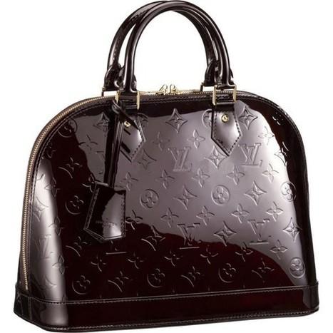 e067e86e7fd5 Louis Vuitton Outlet Alma Monogram Vernis M91611 Handbags For Sale