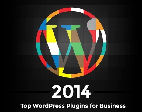 The Best WordPress Plugins for Business 2014 | Marketing Technology Blog | Social Media Pearls | Scoop.it