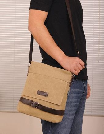 Brown iPad 2 / 3 bag with shoulder strap | Apple iPhone and iPad news | Scoop.it