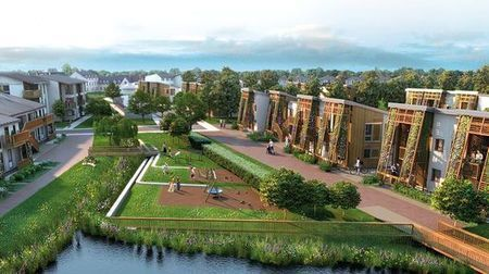 Smart Urban Villages: Efficient and sustainable community living | Eco Village | Scoop.it