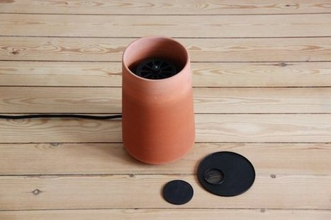 Cold Pot is a Natural Air-Conditioner | Transición | Scoop.it
