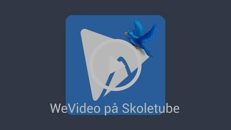 Wevideo er nu en del af Skoletube!! | web2.0+ for lærere | Scoop.it